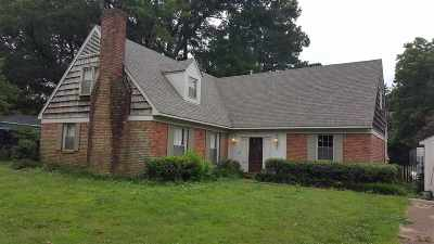 Memphis Single Family Home For Sale: 5307 Rich