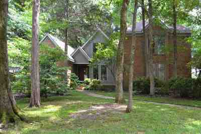 Memphis Single Family Home For Sale: 8405 Walnut Trace