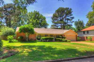 Germantown Single Family Home For Sale: 1469 Poplar Estates