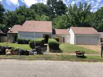 Memphis Single Family Home For Sale: 6306 Spey