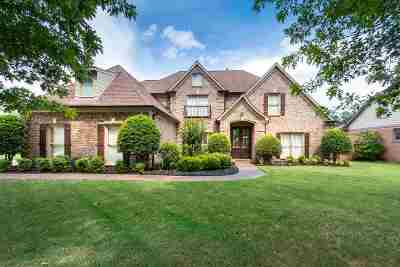 Collierville Single Family Home For Sale: 1820 Elk River