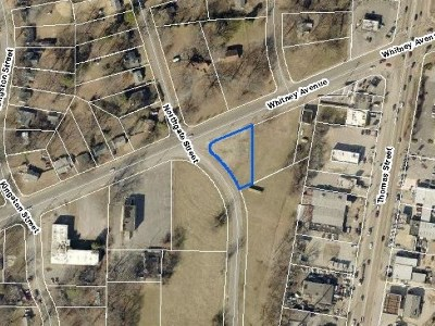 Memphis Residential Lots & Land For Sale: 877 Whitney