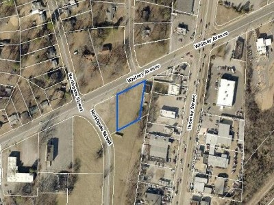 Memphis Residential Lots & Land For Sale: 883 Whitney