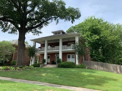 Memphis Single Family Home For Sale: 1840 Autumn