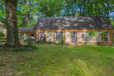 Memphis Single Family Home For Sale: 2801 Stage Coach