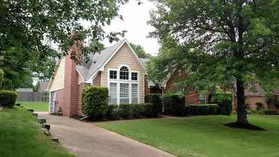 Cordova Single Family Home Contingent: 7954 Macon