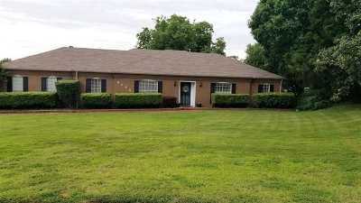 Memphis Single Family Home For Sale: 8266 Brightleaf