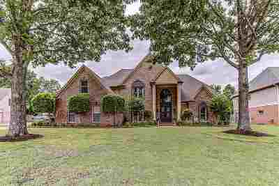Collierville Single Family Home For Sale: 1535 Beckenhall