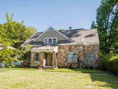 Memphis TN Multi Family Home For Sale: $349,900