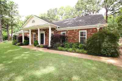 Germantown Single Family Home For Sale: 7910 Thornbrook