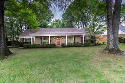 Germantown Single Family Home Contingent: 8018 Cross Pike