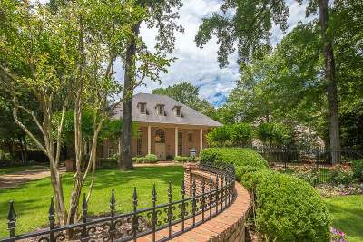 Memphis Single Family Home Contingent: 379 Sweetbrier