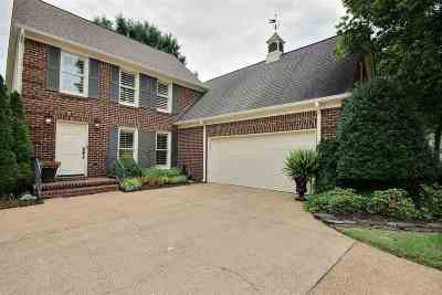 Collierville Single Family Home Contingent: 76 McCall