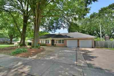 Shelby County Single Family Home For Sale: 1576 Whitewater