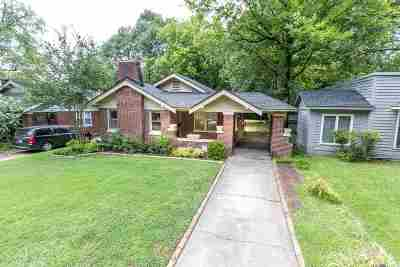 Shelby County Single Family Home Contingent: 437 Alexander