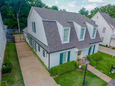 Collierville Single Family Home For Sale: 272 Twinings