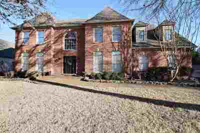 Collierville Single Family Home For Sale: 1984 Gallina