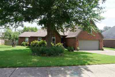 Bartlett Single Family Home Contingent: 7697 Shadow Fork