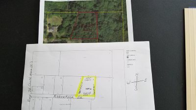Somerville Residential Lots & Land For Sale: Robertson