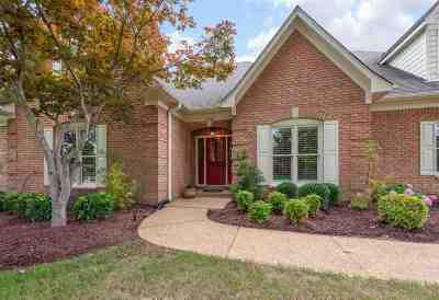 Collierville Single Family Home Contingent: 1578 Grafton