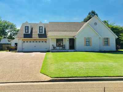 Munford Single Family Home For Sale: 107 S Aberdeen