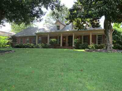 Memphis Single Family Home For Sale: 5443 Gwynne