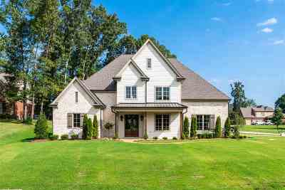 Piperton Single Family Home For Sale: 400 Greenbrier Lakes