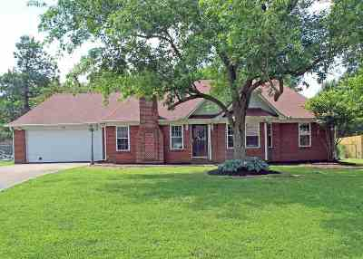 Munford Single Family Home For Sale: 141 Ridgecrest