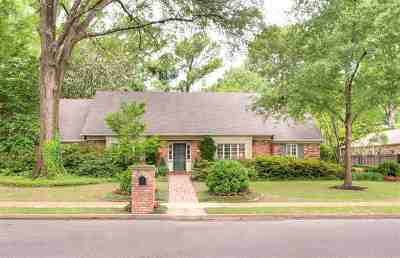 Memphis Single Family Home For Sale: 769 Reddoch