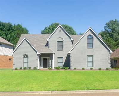 Memphis Single Family Home For Sale: 8819 River Rise
