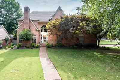 Collierville Single Family Home For Sale: 3456 Bent Creek