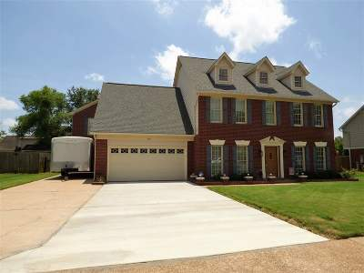 Collierville Single Family Home For Sale: 505 Harpers Ferry