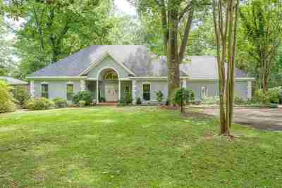 Memphis Single Family Home For Sale: 474 Cherry