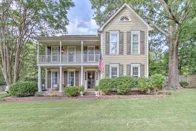 Germantown Single Family Home Contingent: 2872 Port Charlotte