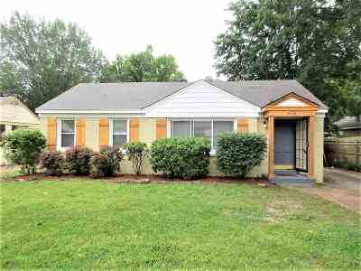 Shelby County Single Family Home For Sale: 494 Lytle