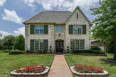 Collierville Single Family Home For Sale: 1751 Cypress Springs