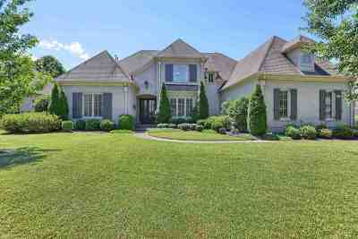 Germantown Single Family Home For Sale: 1673 Dogwood Creek