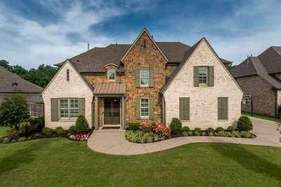 Collierville Single Family Home For Sale: 1655 Preakness Run