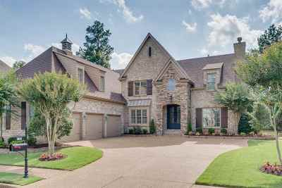 Collierville Single Family Home For Sale: 2813 Bayhill Woods