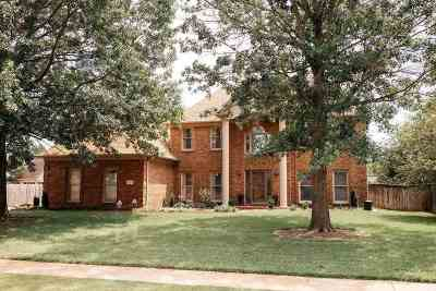 Collierville Single Family Home For Sale: 795 Coleherne