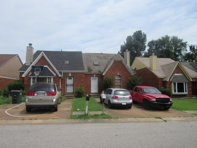 Memphis Condo/Townhouse For Sale: 5868 Sunny Morning