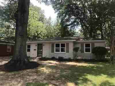 Shelby County Single Family Home For Sale: 1450 Woodston