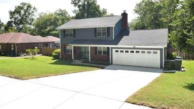 Memphis TN Single Family Home For Sale: $170,000