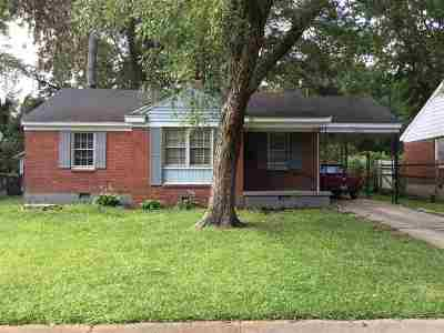 Memphis Single Family Home For Sale: 3680 Philsdale