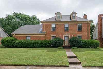 Memphis Single Family Home For Sale: 716 Tealwood