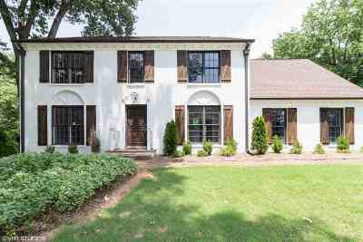Memphis TN Single Family Home For Sale: $243,900
