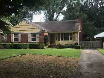 Shelby County Single Family Home For Sale: 3449 Highland Park