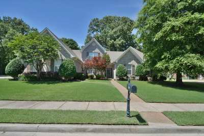 Memphis Single Family Home For Sale: 9110 Beech Bend