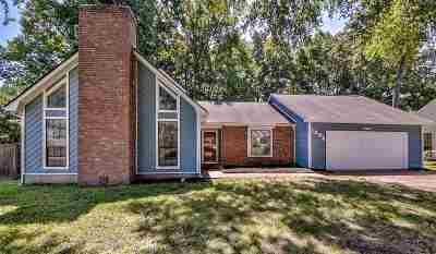 Memphis Single Family Home For Sale: 1092 Dove Hollow