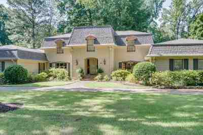 Memphis Single Family Home For Sale: 5879 Haymarket
